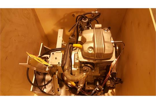 Honda 150 engine CRF150F dirt bike engine New head, jug
