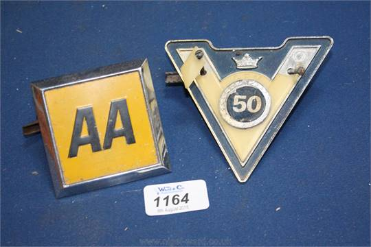 Aa car badge dating