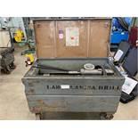 LUMINA Hydraulic Magnetic Drill, s/n D226, w/ Gang box