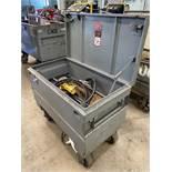 LUMINA B10065P Hydraulic Magnetic Drill, s/n CB318R, w/ Gang box