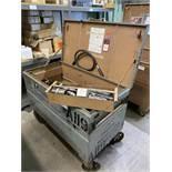 Lot Comprising Gang Box of Commutator Bearing Grinder Tools