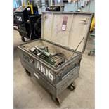 LUMINA Hydraulic Magnetic Drill, s/n CB629R, w/ Gang box