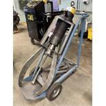 POSILOCK P Series Hydraulic Puller, s/n 121178