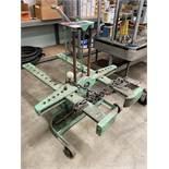INDUSTRIAL ENGINEERING 20 Ton Puller Press, s/n 5816