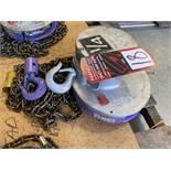 CM 1/4 Ton Chain Hoist, s/n 10058A