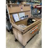 Commutator Undercutting Machine w/Glass Tape Armature Bander, w/ Gang box