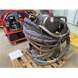 2005 ICESONIC IS130 Dry Ice Blasting Machine, s/n 7600114, 600 KPA Max Pressure