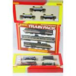 Boxed Hornby OO gauge R397 BR Inter City 125 High Speed Train Pack (split to box window) plus