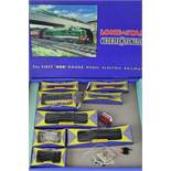 Collection of Lone Star Treble O OOO model railway to include boxed D5900 BR Diesel, 2 x boxed