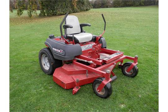 Ferris IS3000Z Ride On Rotary Mower Seen Running Hours 467