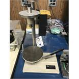 (2) Type A Durometers w/Shore Lever Loader Durometer Base