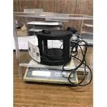 Electronic Densimeter #ED120T Electronic Densimeter w/Digital Readout