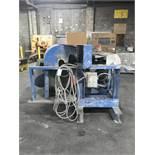 Steel Super Structure w/Drive Motor (DATE PLATE N/A)