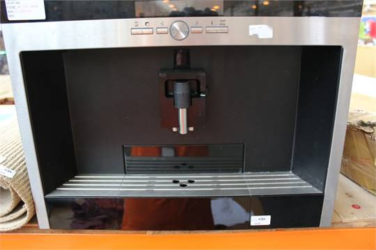 1 X Siemens Tk76k573 Fully Integrated Built In Cappuccino