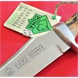 German-made knife & scabbard by Puma 7