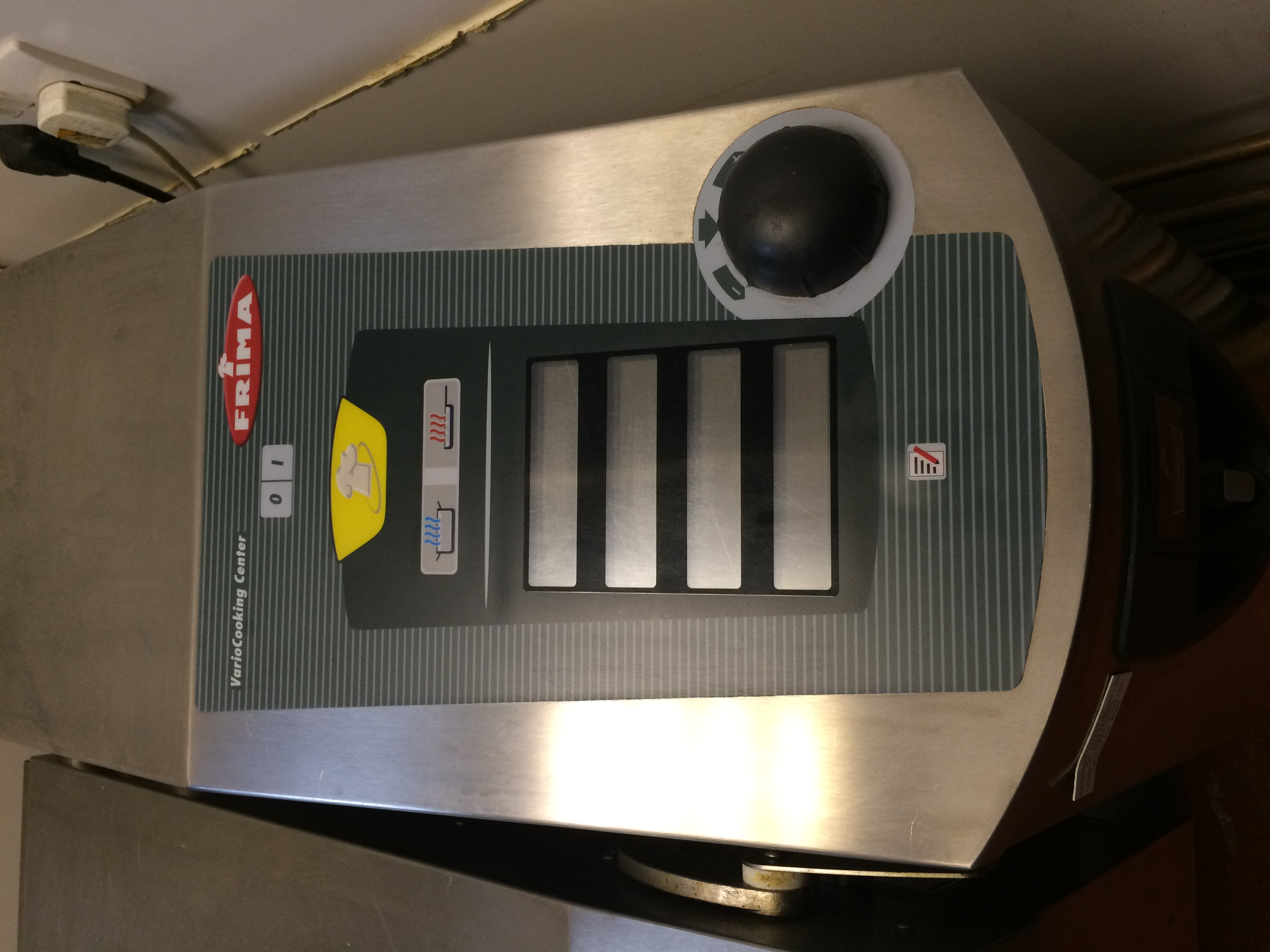 Lot 45 - Frima VCC211+ Vario Cooking Centre boiling, frying, deep frying