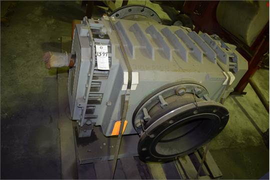 Commercial Rotary Blower : Rotary lobe blower
