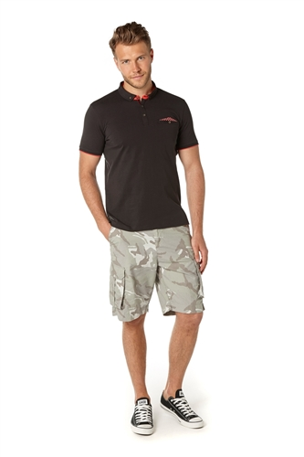 5 x twisted gorilla mens cargo shorts delivery band a for No tuck golf shirts