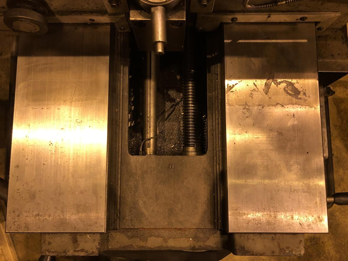 2004 Sharp VH3 Vertical Horizontal Mill - Image 12 of 14