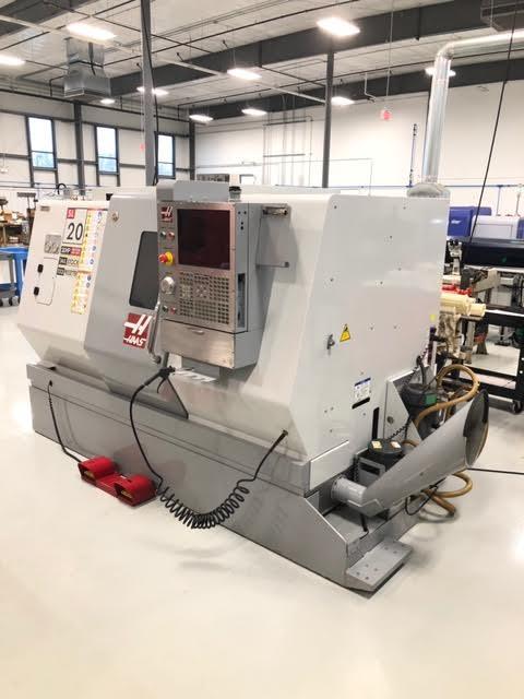 2009 Haas SL-20T CNC Lathe Milling Machine - Image 4 of 12
