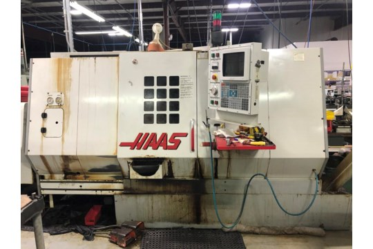 Haas HL4 CNC Lathe Milling Machine