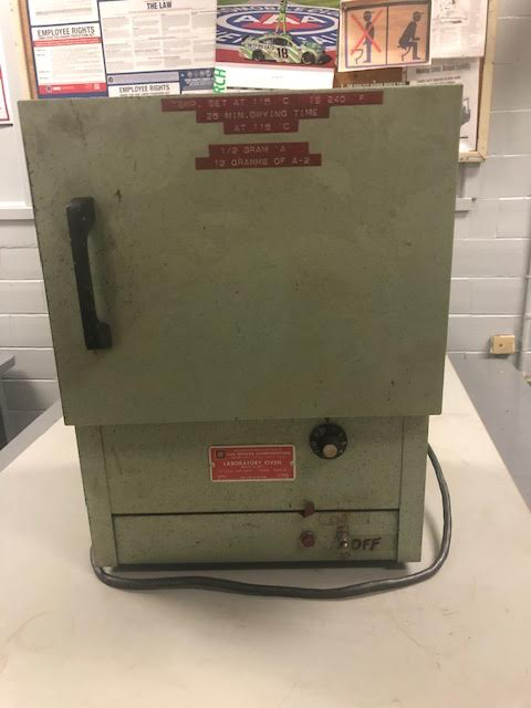 Lot 1a - Oven