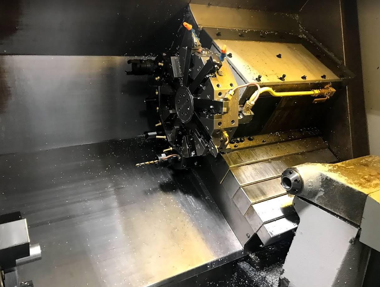 2009 Haas SL-20T CNC Lathe Milling Machine - Image 7 of 12