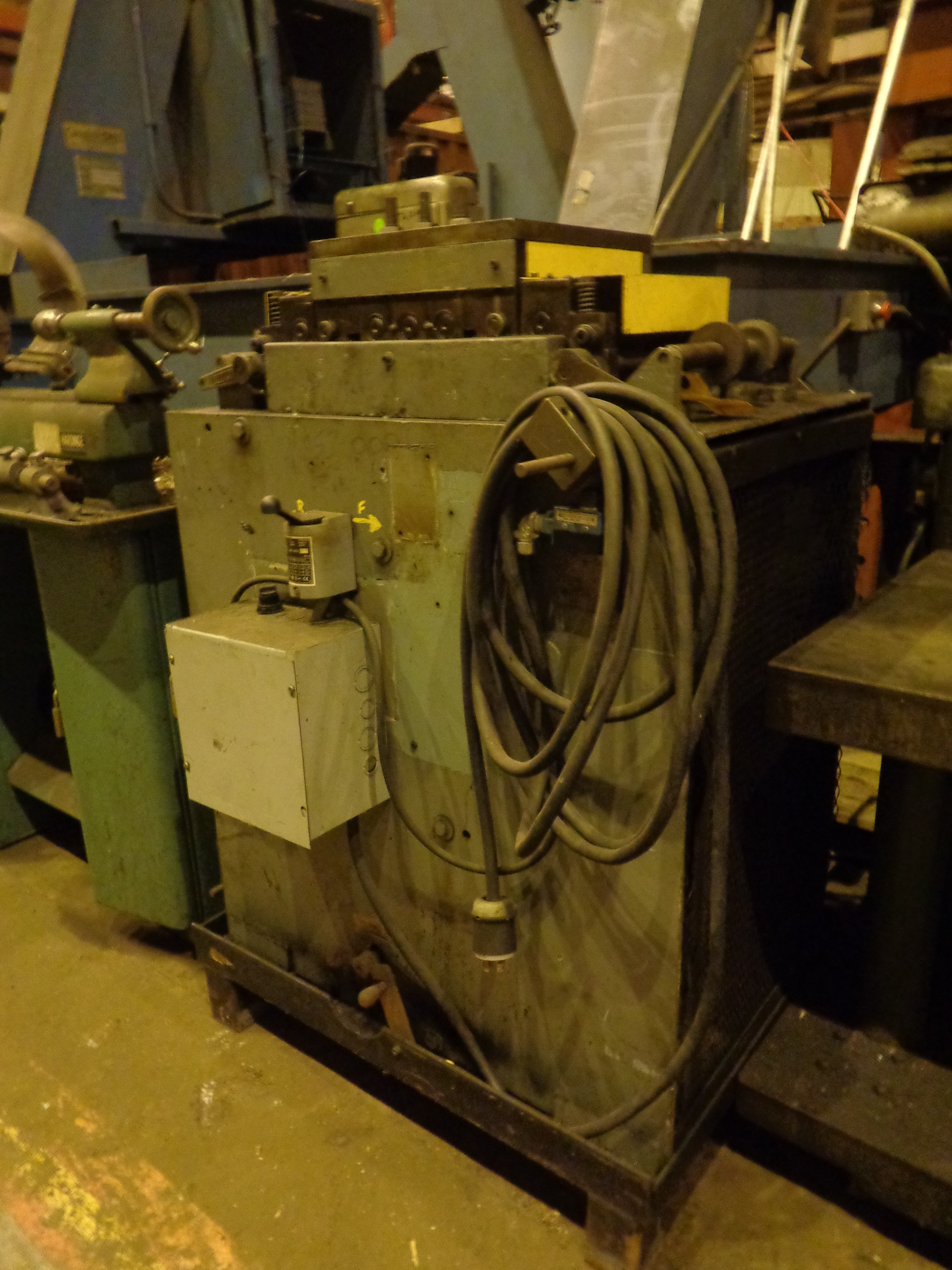 Lot 20 - Durant Continuous MD-10 Straightening Machine