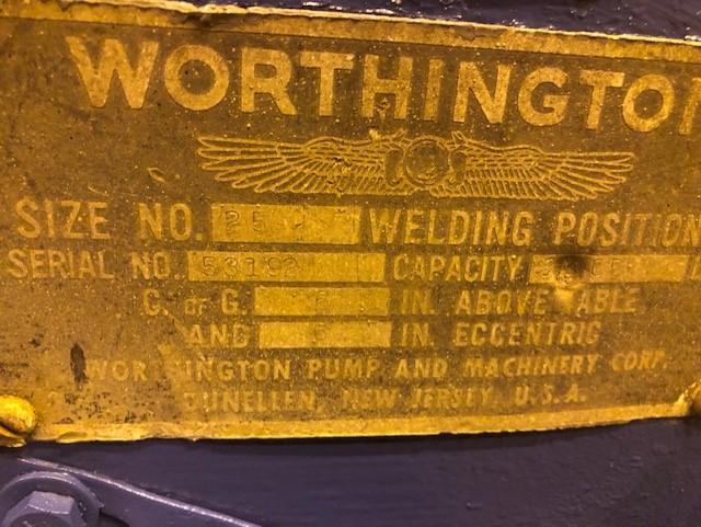 Worthington Welding Positioner - Image 5 of 5