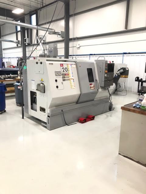 2009 Haas SL-20T CNC Lathe Milling Machine - Image 3 of 12