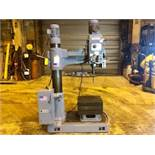 Enco DSR 750S Radial Drill Milling Machine