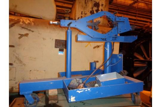 Ridged Pipe Groover- Beveler- Cut Off Machine - Image 5 of 6