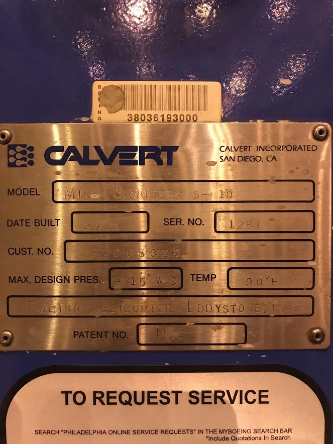 Calrvert Dust Removal Machine - Image 4 of 4