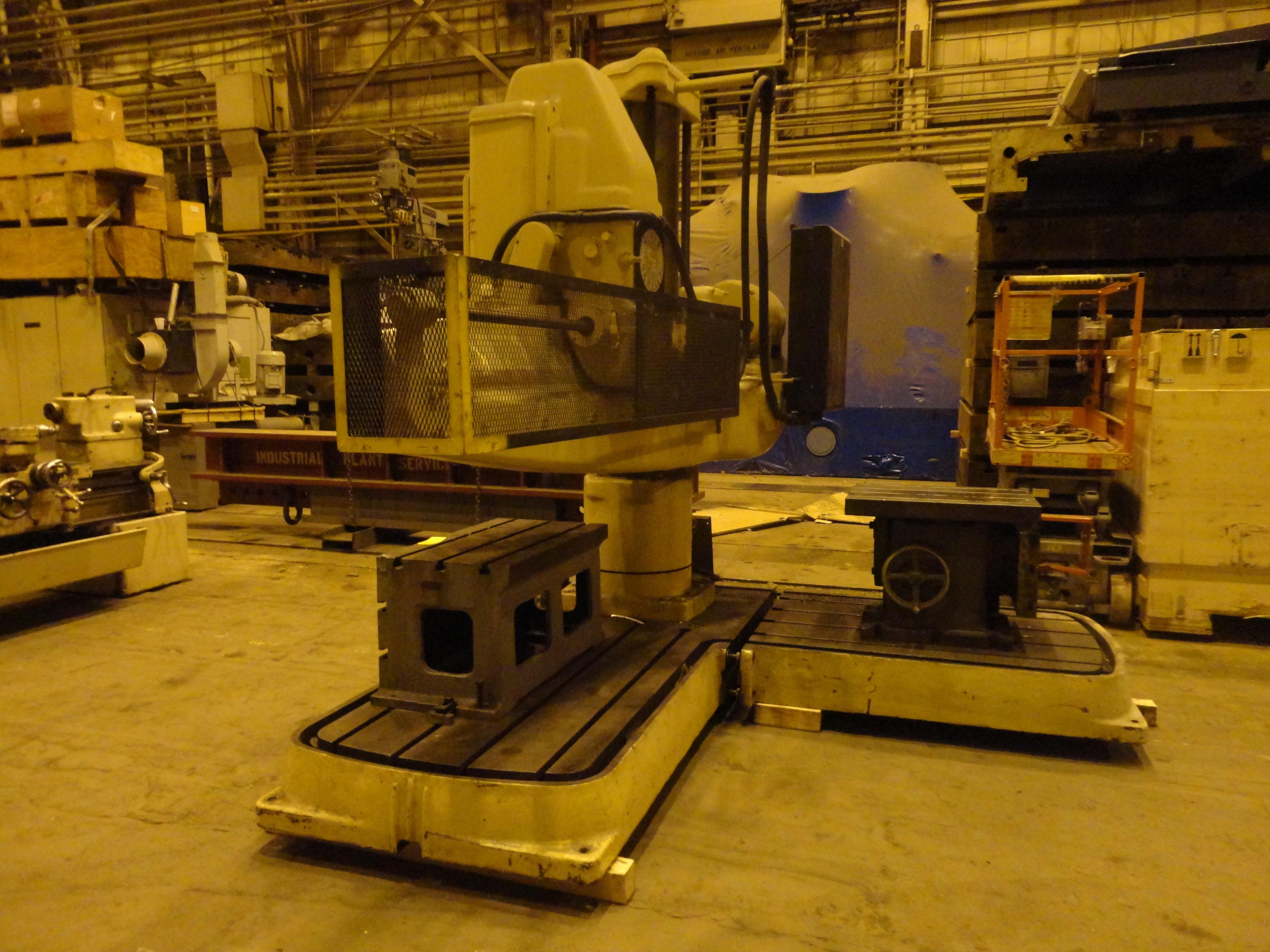 Cincinnati Brickford Radial Drill - Image 4 of 5