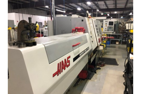 Haas HL4 CNC Lathe Milling Machine - Image 2 of 4