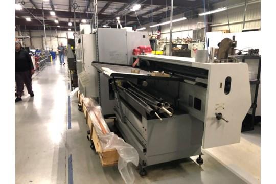 Haas HL4 CNC Lathe Milling Machine - Image 3 of 4