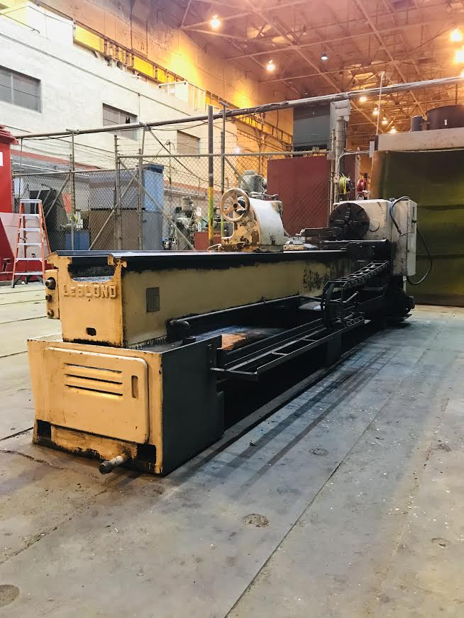 Leblond Regal Engine Lathe 14 in x 120 in - Image 5 of 5
