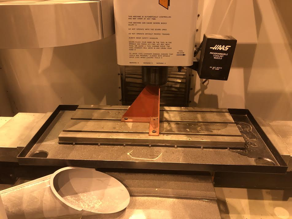 Haas CNC Vertical Milling Machine - Image 11 of 13