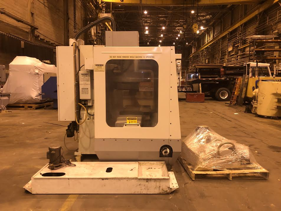 Haas CNC Vertical Milling Machine - Image 8 of 13
