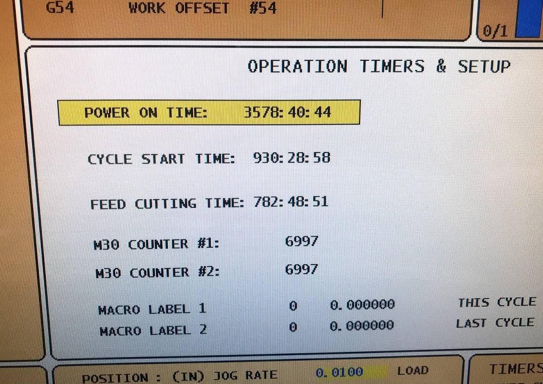 2009 Haas SL-20T CNC Lathe Milling Machine - Image 10 of 12