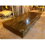 "12'x5'x12"" T Slotted Floor Plate"