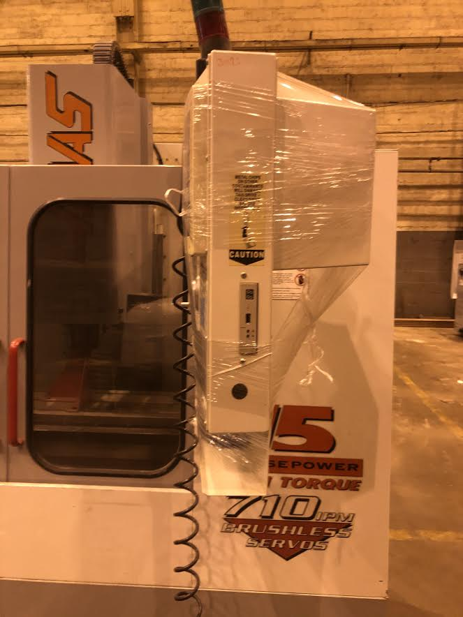 Haas CNC Vertical Milling Machine - Image 12 of 13