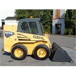 2010 GEHL 5240 Turbo Skid Steer Loader