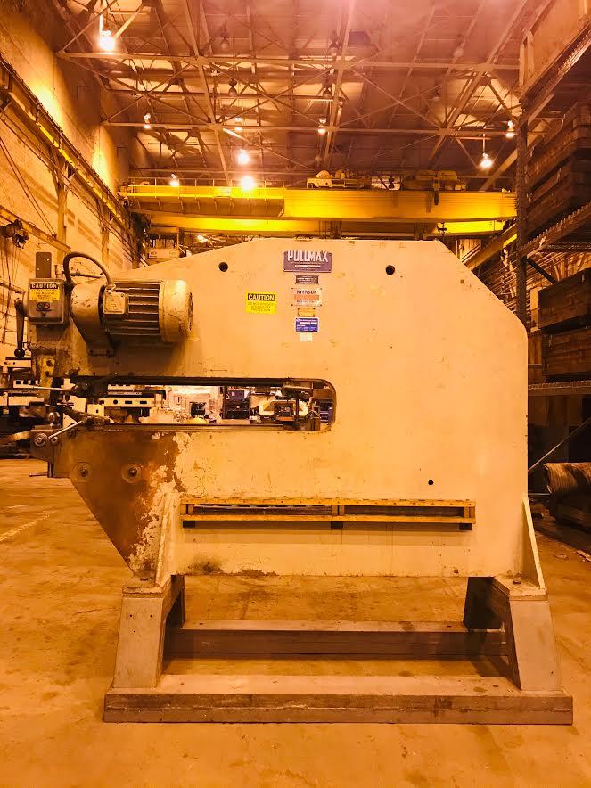 Pullmax Nibbler P7 Metalworking Machine - Image 4 of 5