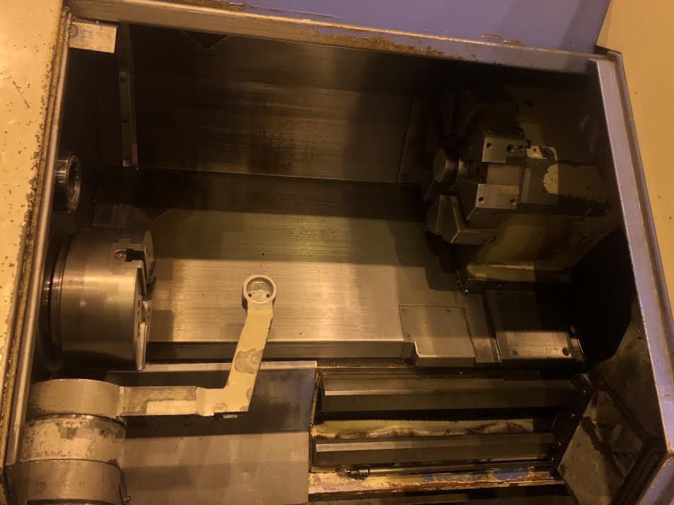 Lot 46 - Muzak Quick Turn 10N CNC Lathe