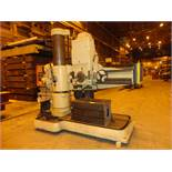 Cincinnati Brickford Radial Drill
