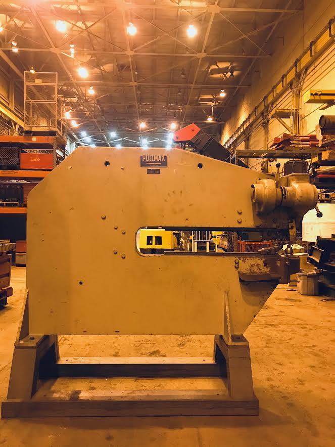 Pullmax Nibbler P7 Metalworking Machine - Image 5 of 5