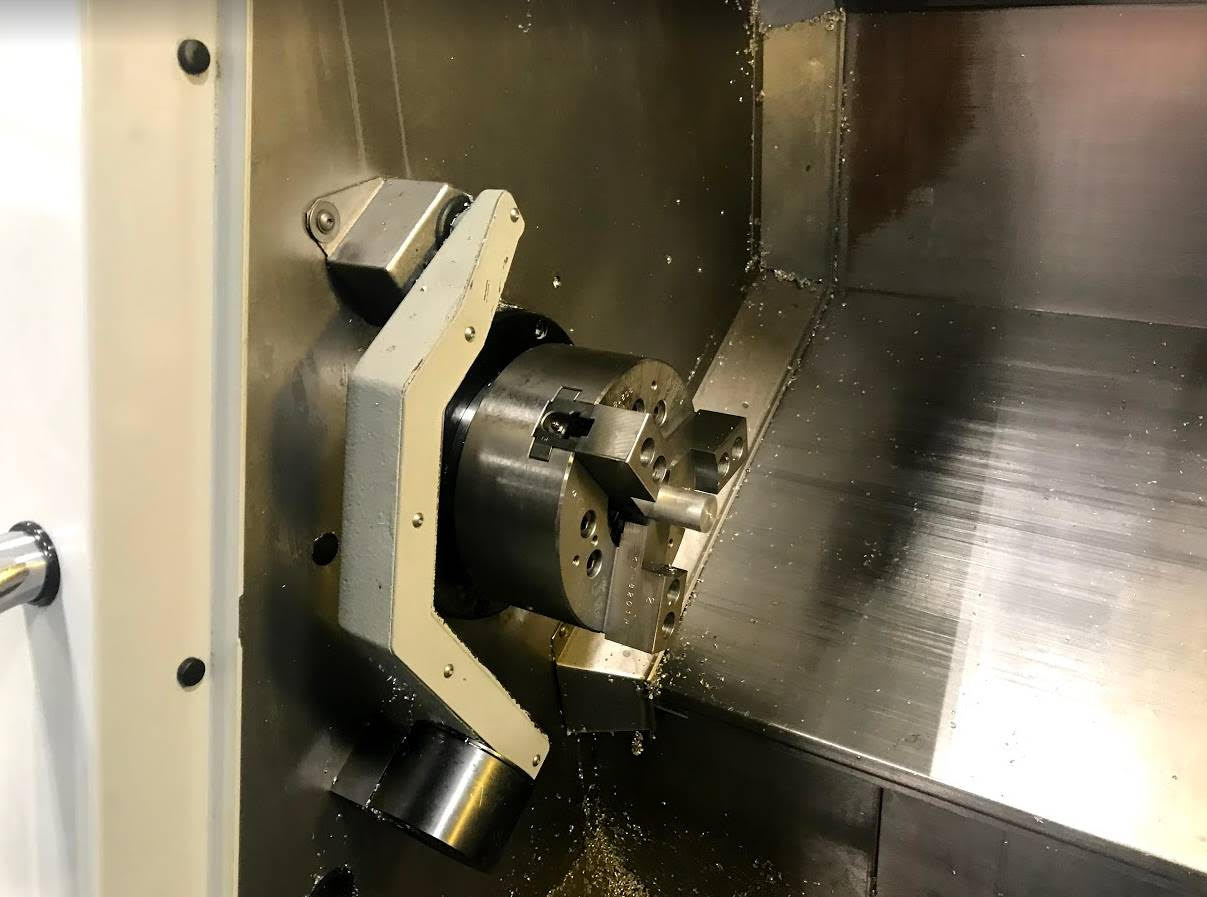 2009 Haas SL-20T CNC Lathe Milling Machine - Image 6 of 12