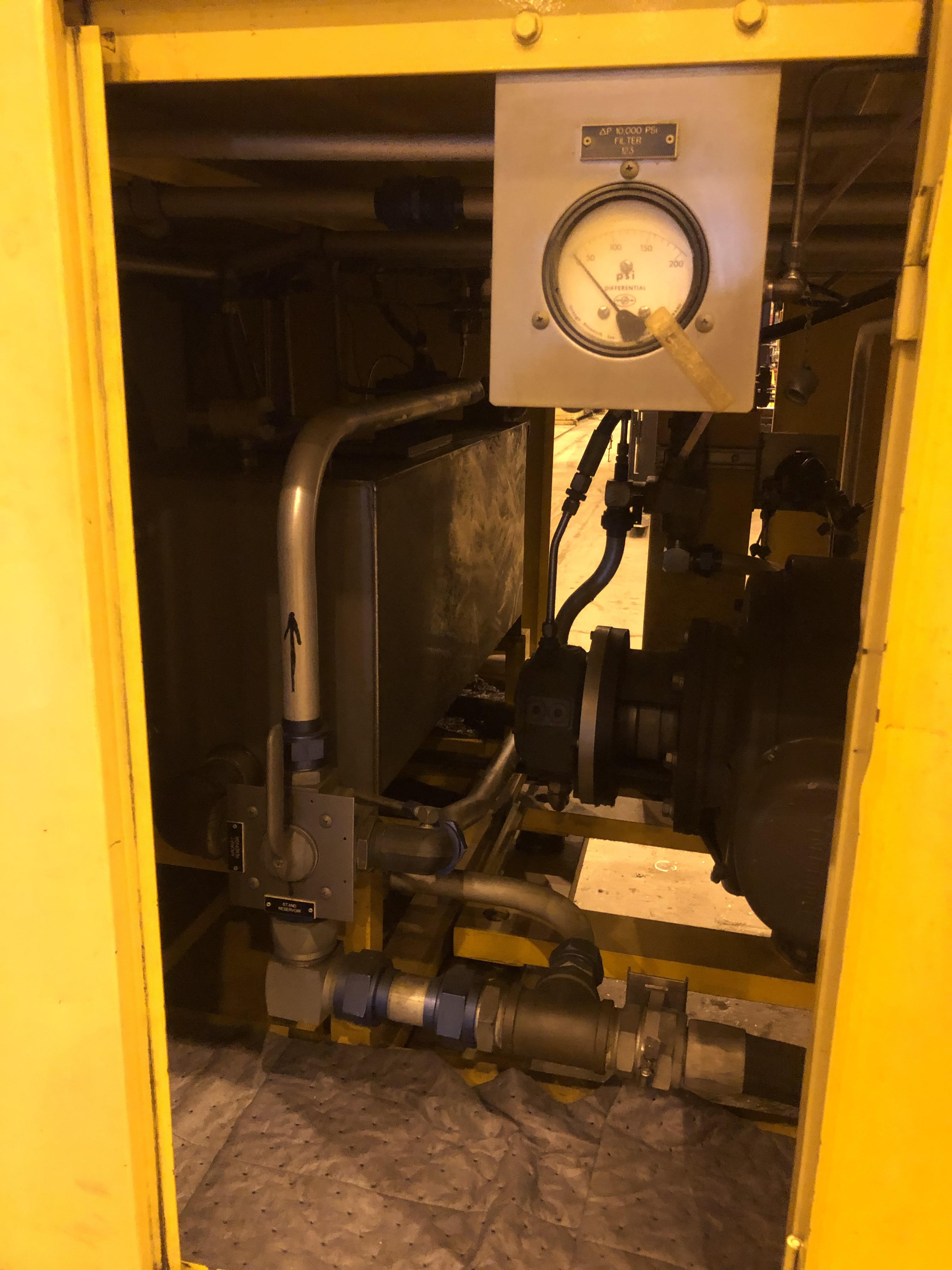 ACL Aircraft Hydraulic Test Stand - Image 9 of 14