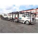 2006 Sterling Car Carrier and Trailer